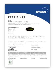 Hansmeier-Zertifikat